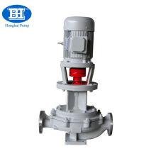 Pompe de circulation d'huile chaude verticale haute température