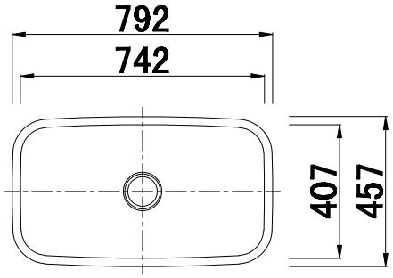 LA106 Line Drawing