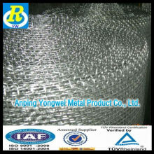 galvanized square wire mesh/ galvanized iron wire netting(direct factory) made in china