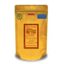 Sac de café avec le sac d'emballage de valve / grain de café / sac de café