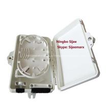8 Cores Plastic Fibre Optic Distribution Box