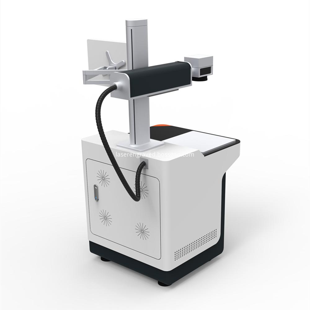 portable handheld laser marking machine