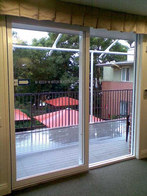 Commercial Automatic Sliding DoorsA