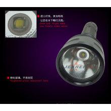 Lampe de poche tactile LED H3 Lampe de poche militaire tactique avec 3 * cree 2500 lumens lampe de poche led en gros