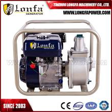Wp30 Pompe à eau à essence à essence de 3 pouces pour l'irrigation agricole
