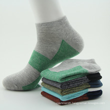 Men′s Cotton Ankle Sports Socks (WA200)