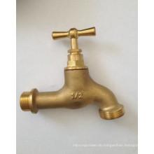 Messing Wasserhahn Tap Bibcock für Wasser (a. 0389)