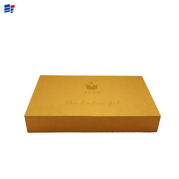 Luxury healthy product paper box