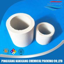 Высокая термостойкость стиральная башни керамические rasching кольцо