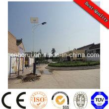 Luz de calle solar de aluminio durable del precio de fábrica de 30W LED / aplicada en 55 países precio de luz de calle de ISO IEC Ce / Solar LED