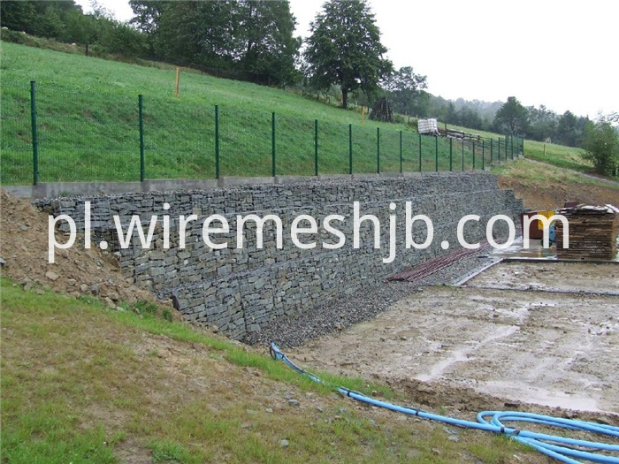 Galvanized Gabion Cages