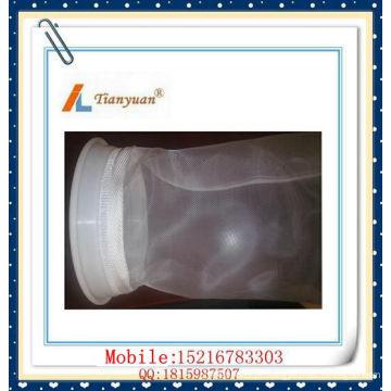 Saco de malha de nylon de baixo custo saco de filtro filtro de pano
