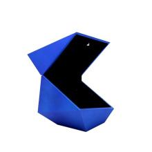 Manufacturer high quality customization LED ring box Jewelry box custom logo ring box with light