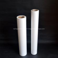 film de polyester de surface mate pour retrousser l'affiche