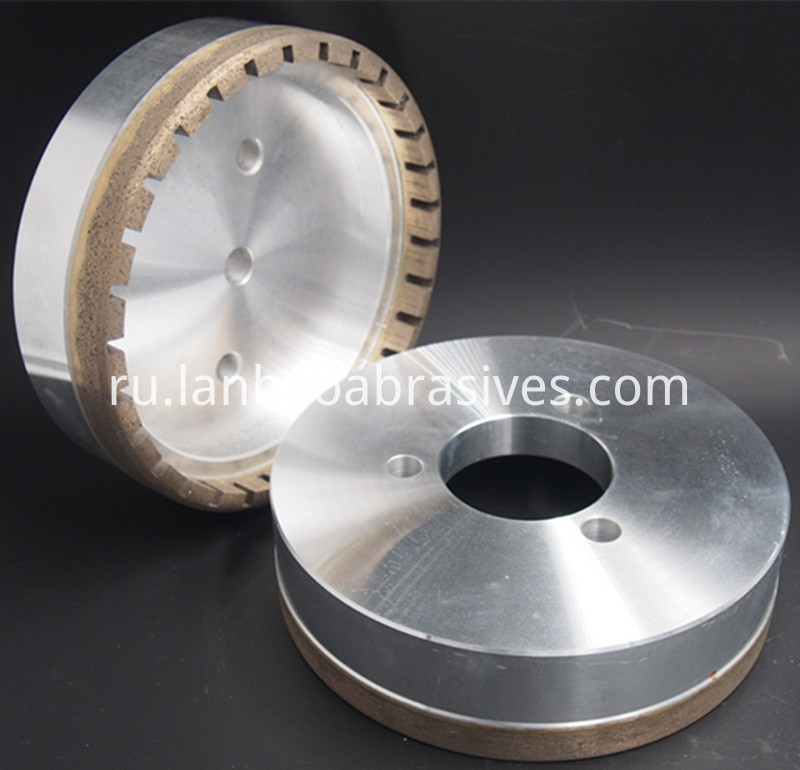 diamond cup wheel inner segmented