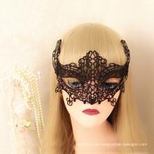 Sexy Halloween-Spitze-Fuchs-Tiermaske