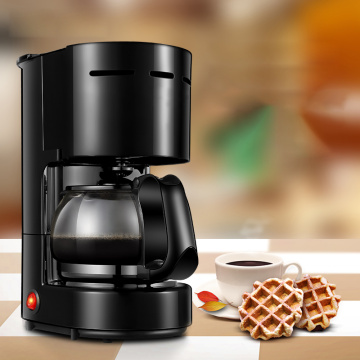 Cup Home Use Electric Drip Coffee Maker Machine