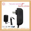 Adaptador montado en la pared 12v 0.5a ac dc adaptador para electrodomésticos