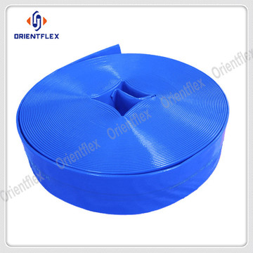 Polyester+reinforcement+multi-purpose+pvc+layflat+hose