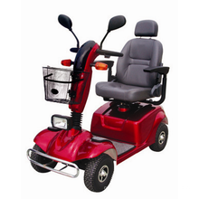 Four Wheels 24V/800W Mobility Scooter with Ce Certificate (BN411)