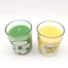 Paraffin Top Grade Packing Scented Candle