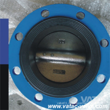 Фланцевый лучшее качество штоке ASTM A126 B и в a536 высокая производительность Клапан-Бабочка