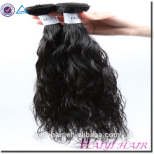 Peruvian Hair Unprocessed Wavy Hair Bundle