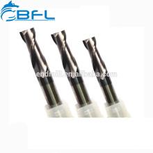 Lame carrée en carbure de tungstène BFL S, acier de traitement et fonte