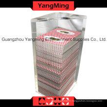 Triangle Poker Dealer Box (YM-DH02)