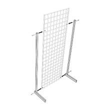 L Beine Heavy Duty für Gridwall Panels