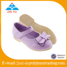 Dress fashion ballerina shoes flats with bow