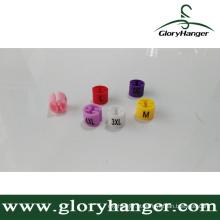 Personalizado Hanger Sizer para loja de pano ABS / PP / PS (GLPZ013)