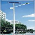 20W LED streetlight 12v with solar panel 80w