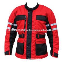 Customize Textile Windproof Motorbike Cordura Jackets
