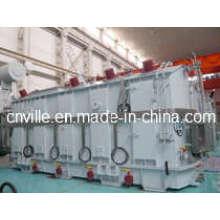Transformador de potencia 230 / 345kv Transformador de alto voltaje