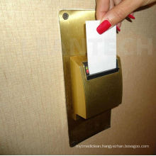 Hotel Door Lock Head Cleaning Card(Hot Sale!)