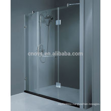 Frameless Tempered Glass Sliding Shower Door