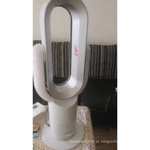Venda quente Uso-Friendly ABS 10 Polegada Mesa Elétrica Mini Ventilador Aquecedor com controle Remoto
