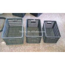 Máquina de moldagem por injeção de cesta de plástico de frutas HDX438-658T