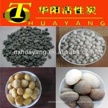 piedra natural de gravilla / grava / piedra de adoquín con diferentes tamaños