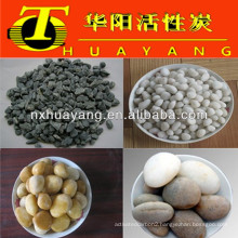 natural pebble stone / Gravel / Cobble stone with different size
