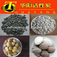 природный галечный камень / гравий / камень cobble с различным размером