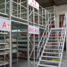 Two Levels Mezzanine Floor System