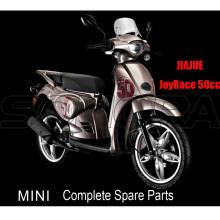 JIAJUE MINI 50cc 125cc 150cc Complete Motorcycle Spare Parts
