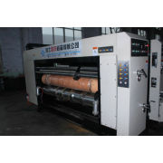 Automatic Cardboard Box Making Machine , Slotting Printing Machinery