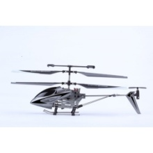 Fashion Design 3.5ch RC Helicopter with Gyro Silver