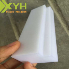 1mm 10mm Thickness White Plastic Pom Sheet
