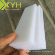 1mm 10mm Thickness White Plastic Pom Sheet