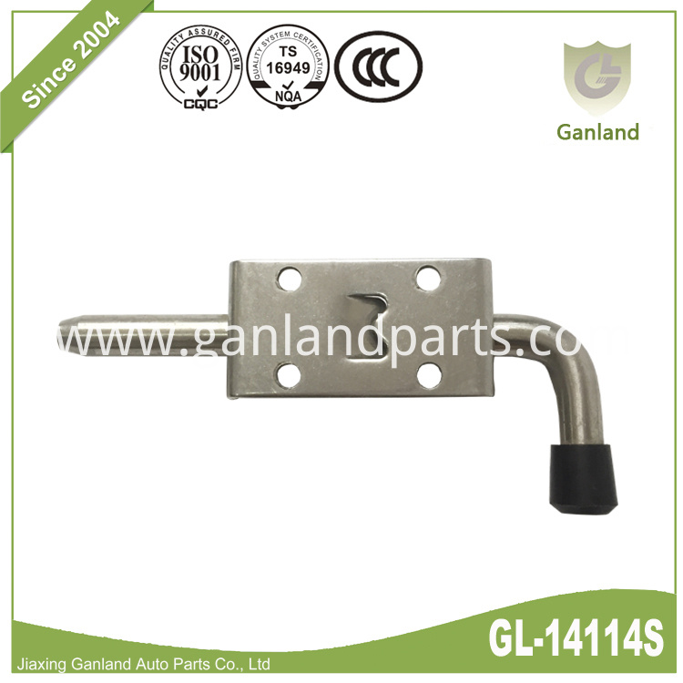 Stainless steel spring and pin GL-14114S