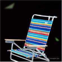 Красочные Открытый Пляж Портативный Шезлонг Шезлонг Складной Стул